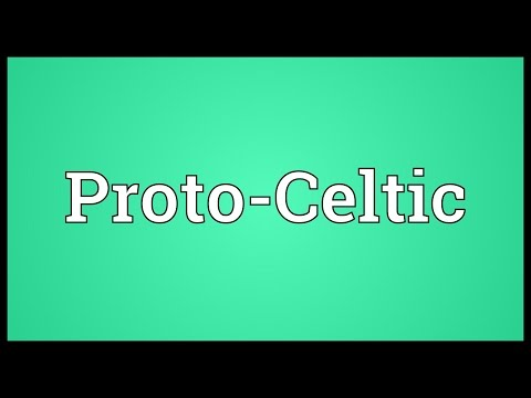 Proto-Celtic Meaning