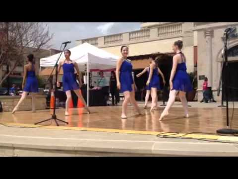 Intempo Dance La Centerra 03/22/2014 01