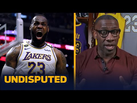 LeBron and Michael Jordan on the same team would've won 10 finals — Shannon   NBA   UNDISPUTED from YouTube · Duration:  16 minutes 42 seconds