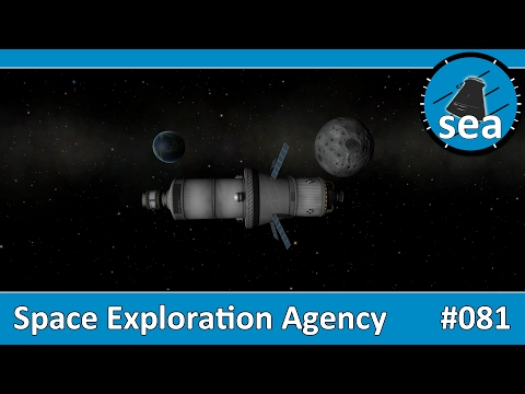 Space Exploration Agency - #081 - A Wobbly Fuel Delivery