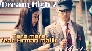 Tere_mere_song_feat_armaan_malik_hindhi Song ||korean Mixed