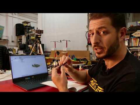 Tutorial Fusion 360 Impresión 3D - Cómo reparar tu impresora