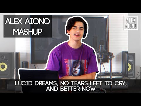 No Tears Left To Cry, Better Now, and Lucid Dreams | Alex Aiono Mashup