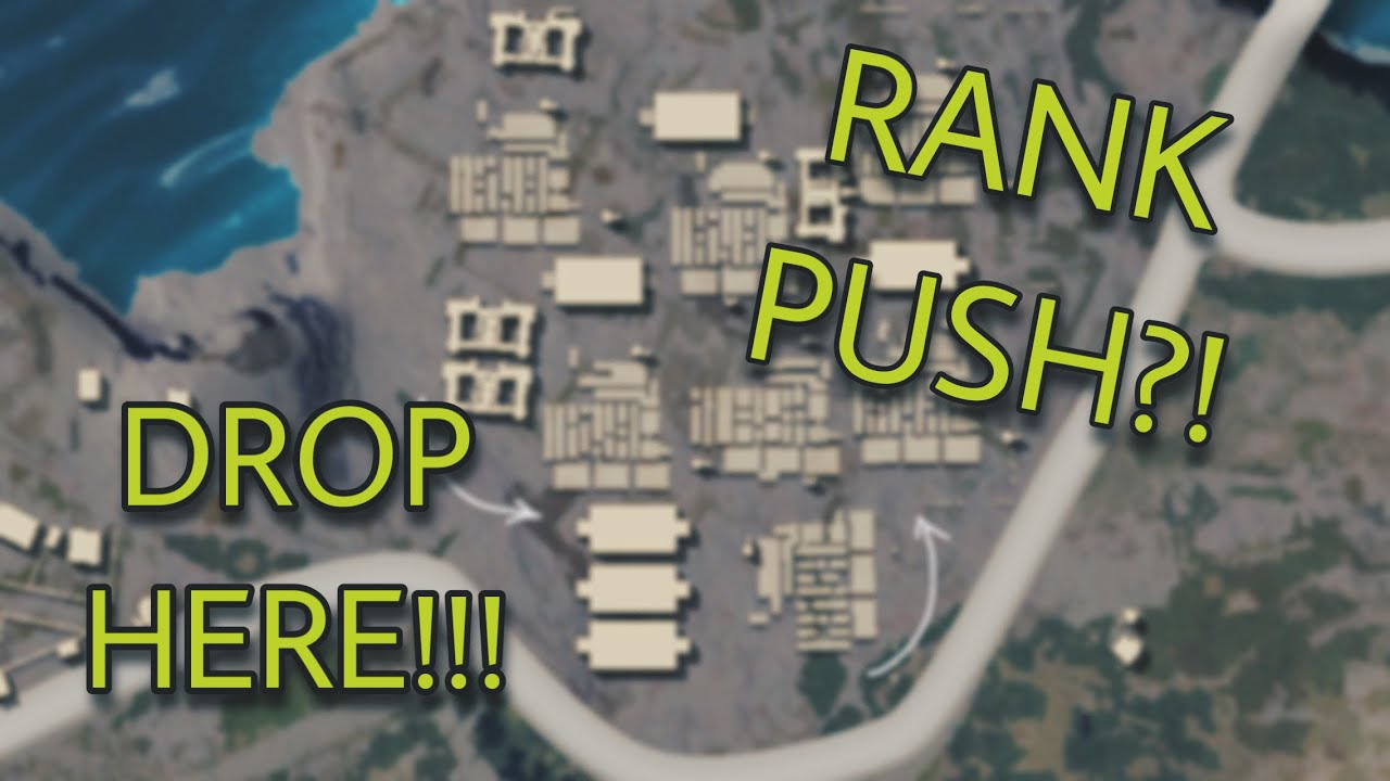 MOST UNDERRATED AREAS FOR RANK PUSH IN BGMI !!!
