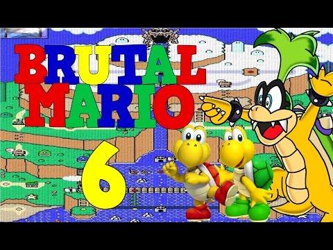 Brutal Mario [Let's Play] ☆06☆ - Böser Vogel