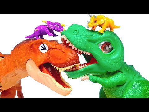 T rex vs