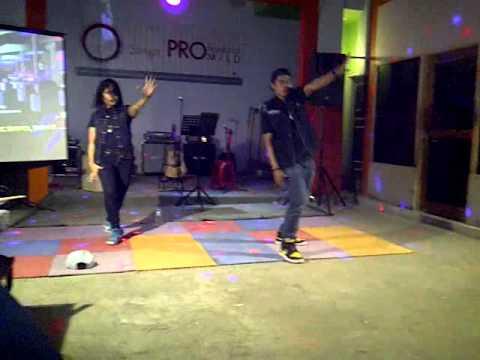 ady bima ft. dwi street dance
