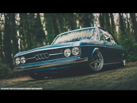 MikeCrawatPhotography: Audi 100LS C1 | AccuAir | HPDrivetech