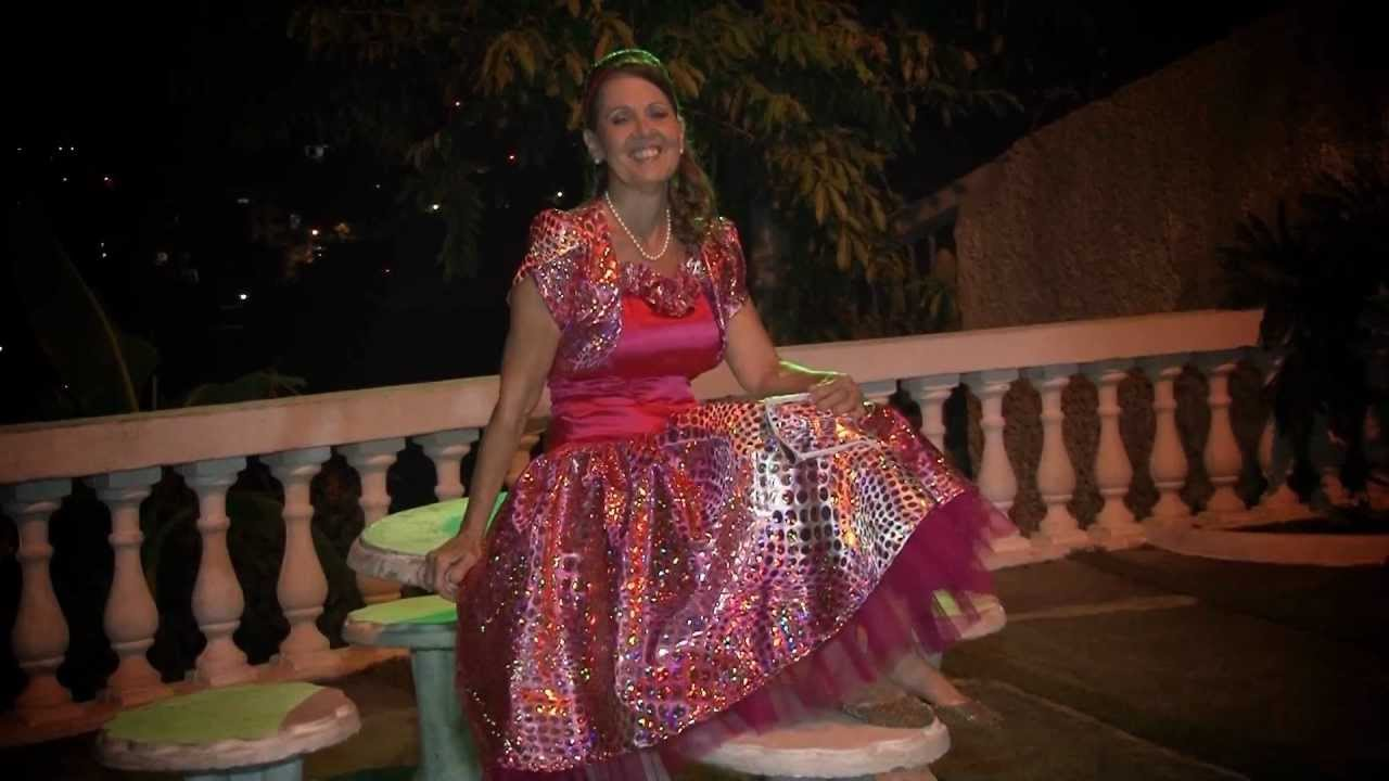Festa Temática Na Casa Tropical Festas Youtube