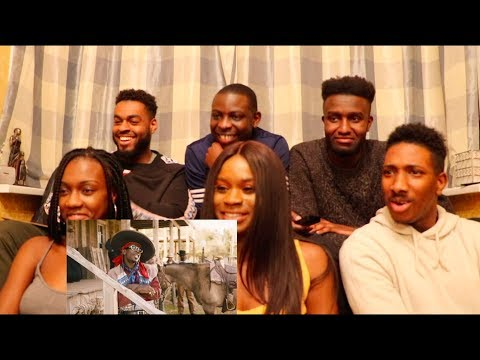 Shatta Wale - Gringo ( REACTION VIDEO ) || @shattawalegh @Ubunifuspace