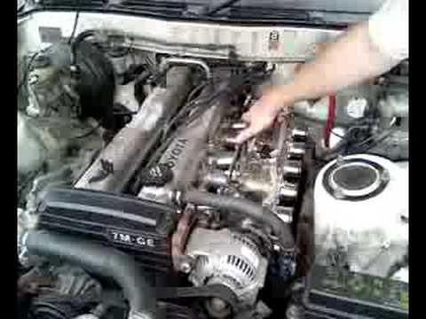 supra Mk3 non-turbo on triple carbs 7mge - YouTube