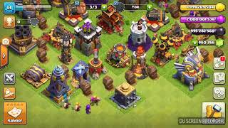 Hileli clash of clans