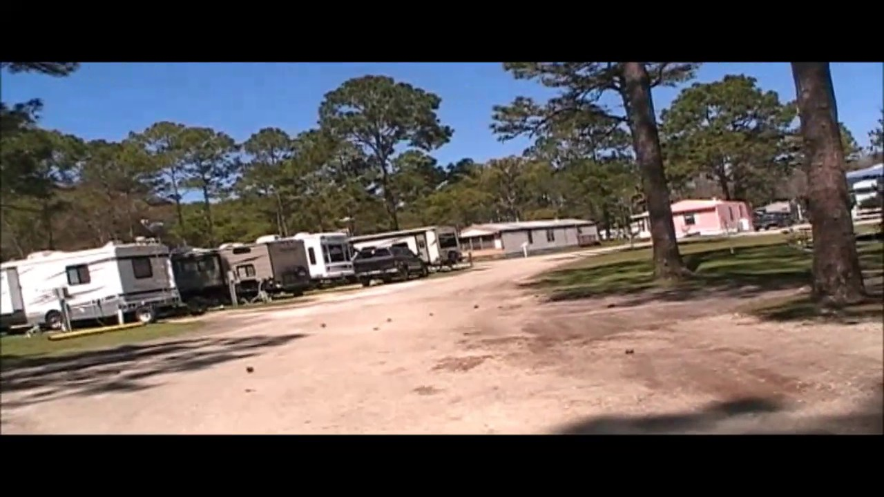 Rustic Sands Campground Mexico Beach Fl
