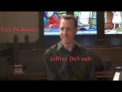 Jeffrey DeVault - Swarthmore Presbyterian Church Music Director / Organist