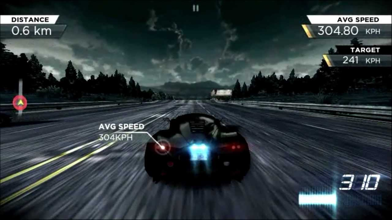 Nfs most wanted 2012 android gameplay peterson st for Nfs most wanted android