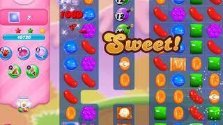 Candy crush saga level 1242 Hard