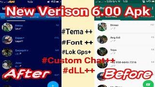 Gambar cover NEW - Cara Merubah Tampilan Aplikasi WhatsApp Versi Terbaru