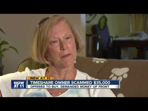 Scam warning for timeshare owners