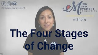 The Four Stages of Change by Lilia Drew: Webinar Wednesday 5/12/21