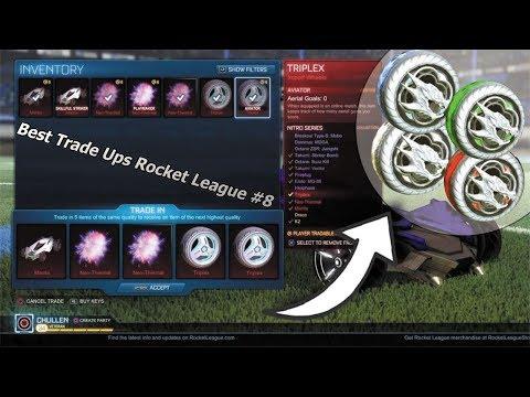 Best Trade Ups Rocket League #8