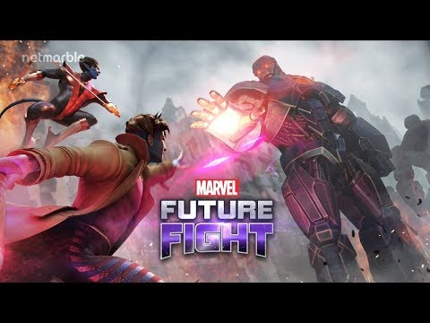 [MARVEL Future Fight] New X-Men Heroes await!!