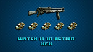 Warframe Watch it in Action Weapons Edition  Hek 5 Forma Build