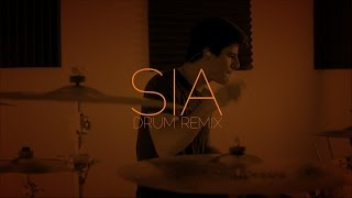"Chris Kamrada - Sia - ""Elastic Heart"" Drum Remix"