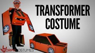 Morph Costumes - Transforming Robot Car Costume