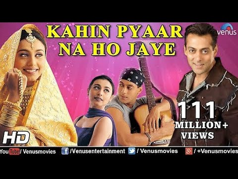 Kahin Pyaar Na Ho Jaye Full Movie | Hindi Movies | Salman Kh