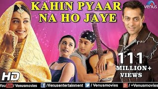 Kahin Pyaar Na Ho Jaye Full Movie | Hindi Movies | Salman Khan Full Movies