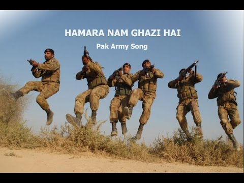 Hamara Nam GHazi Hai  Pak Army Song | Beautiful song