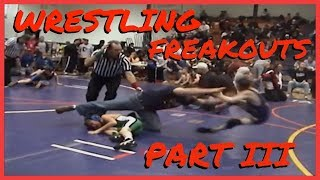 Craziest Wrestling Freakouts Compilation Part III (Wrestling Gone Wrong)