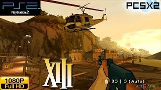 XIII - Gameplay PS2 HD 720P (PCSX2)