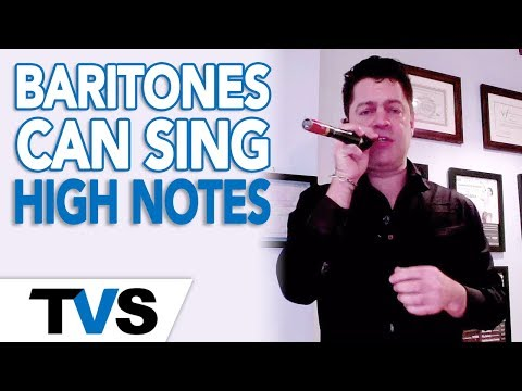 Baritones Can Sing High & What is Sob Mode?