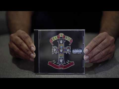Guns N' Roses – Appetite for Destruction – Unboxing