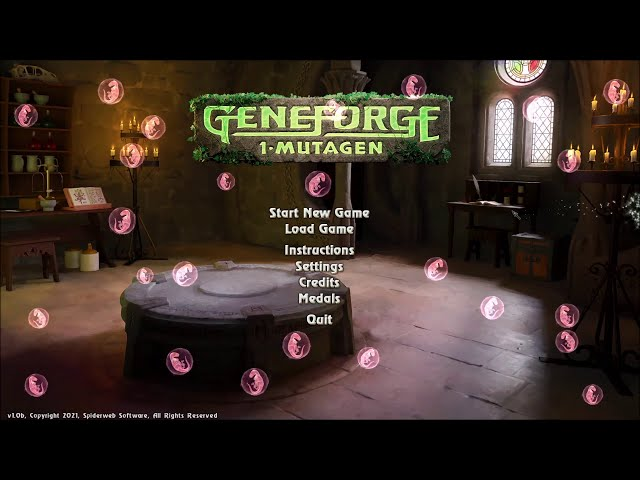 Dad on a Budget: Geneforge 1 - Mutagen Review