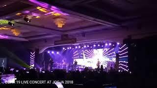 Video Konser DEWA 19 Pertama Kali di Tahun 2018 Jogja download MP3, 3GP, MP4, WEBM, AVI, FLV Juli 2018