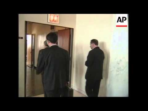 USA: NEW YORK: NORTH & SOUTH KOREA PEACE TALKS: 2ND DAY UPDATE