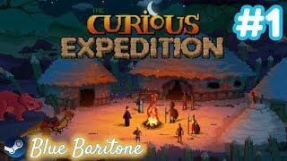 CURIOUS EXPEDITION , KAŞİFLER ALTIN PİRAMİTİN PEŞİNDE , Türkçe , Bölüm 1 , Eğlenceli Oyun Videosu