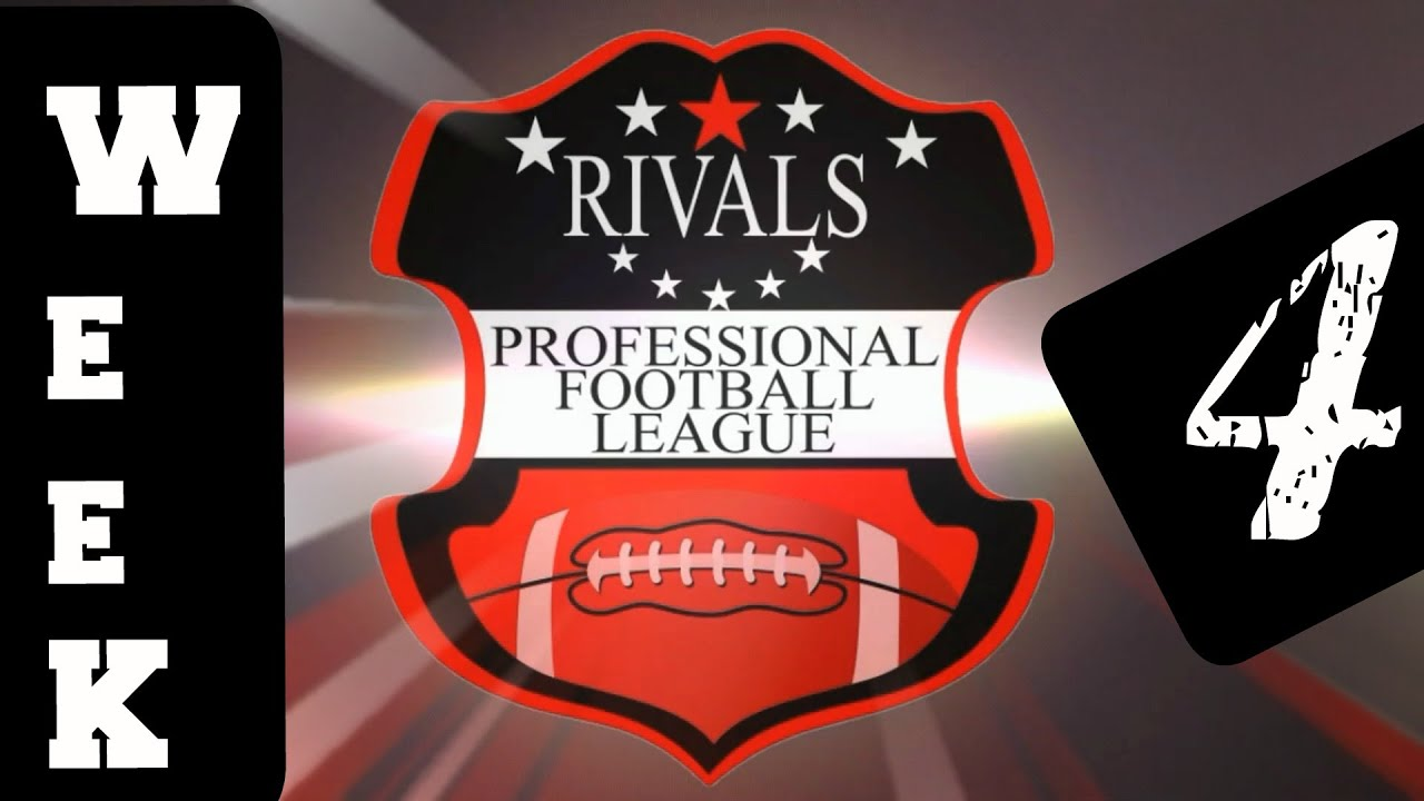 RPFL 4 Year/ 521K Contract — Rivals Professional Football League