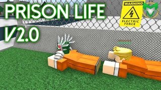 Échapper à la prison! Prison Life v2.0 (ROBLOX)