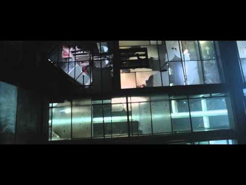 Minority Report Spider Scene