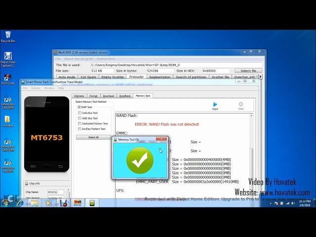 How to create firmware flash files for MTK phones – Mickinet