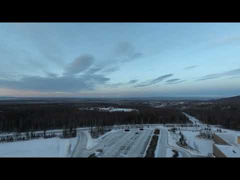 GoPro Karma Footage of Eagle River AK