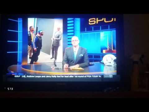 SportsCenter With Scott Van Pelt 2016 Commercial