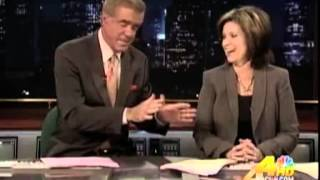 KNBC Channel 4 News - Paul Moyer Retires (2009)