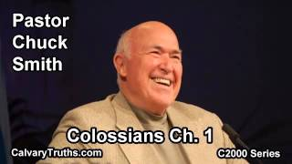 51 Colossians 1 - Pastor Chuck Smith - C2000 Series
