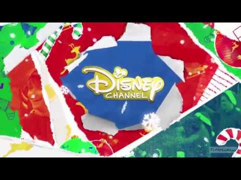 Disney Channel HD Poland Christmas Continuity and Idents 2016