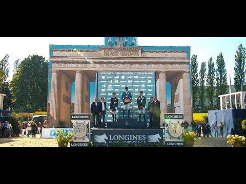 Longines Global Champions Tour 2017 - Berlin Sport Report