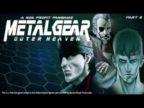 Metal Gear: Outer Heaven (Remake) Playthrough [Part 2/3]